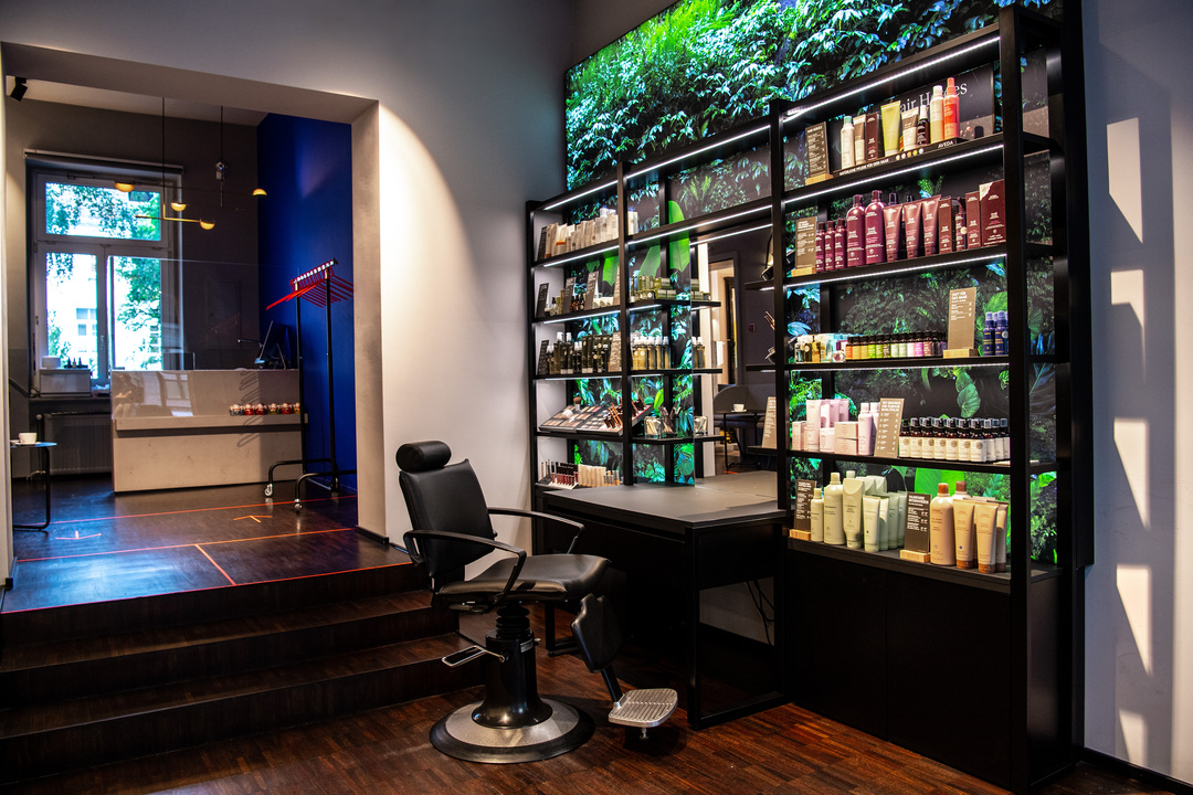 Der Salon – Aveda Shop
